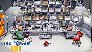 The Removed Rooms - Club Penguin 101