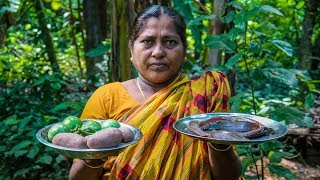 Village Cooking | S1E4 - Barbel Fish with Eggplant & Potatoes Recipe by Village Food Life