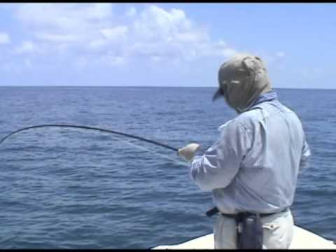 Flyfishing Milkfish - Seychelles
