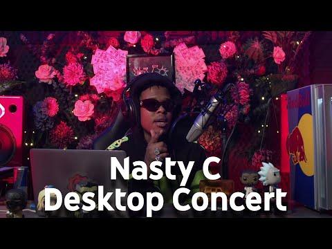 Nasty C - Lockdown Desktop Concert