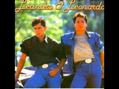 LEANDRO E LEONARDO O LUTADOR