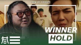 "Cover images The Kulture Study: WINNER ""Hold"" MV"