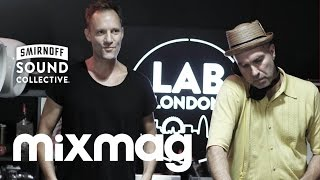 Defected Gets Physical in The Lab: Luke Solomon & M.A.N.D.Y.