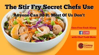 The Stir Fry Secret Chefs Use But We Ignore