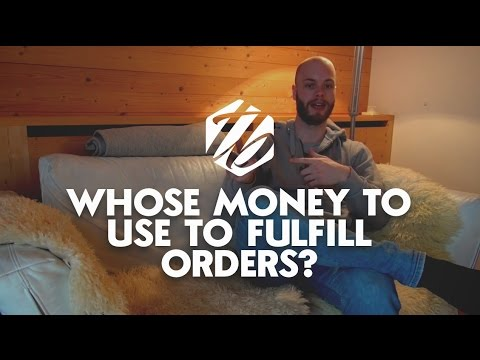 Drop Shipping On Aliexpress — Using Your Own Money Or Your Customers Money To Fulfill Orders | #291