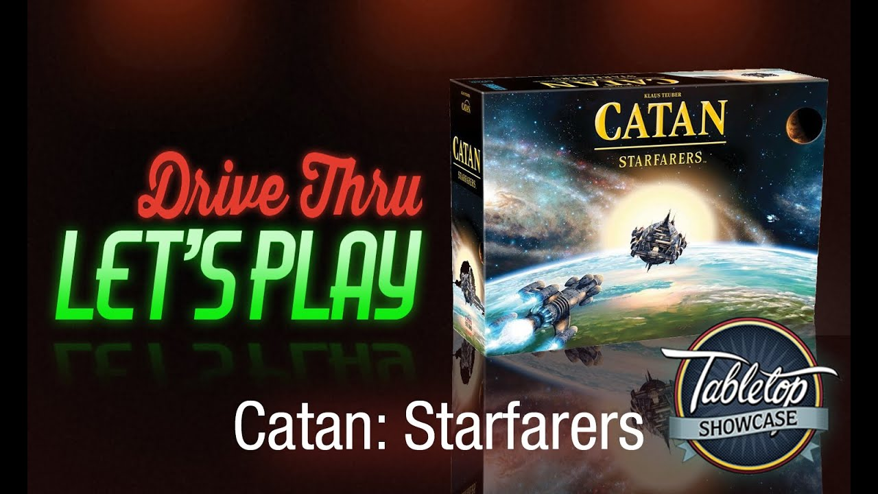 Download Catan: Starfarers Let's Play and Strategy Review - Presented by Tabletop Showcase