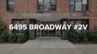 6495 Broadway Ave #2V Bronx, NY 10471
