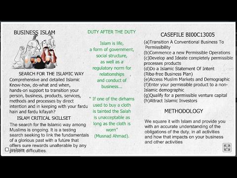 Business Islam