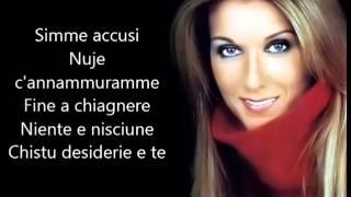 Celine Dion - Ammore Annascunnuto-Il magnifico Leopard ԼƠƔЄღ ԼƠƔЄღ