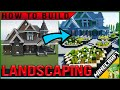 How to Landscape in Minecraft - OVER 25 TIPS AND TRICKS!