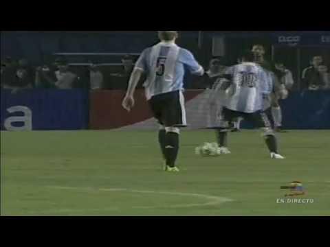 Lionel Messi vs Guatemala 14.6.2013 (International Friendly)