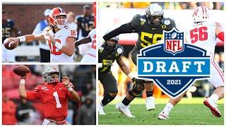 WAY TOO EARLY NFL 2021 MOCKDRAFT!!!!!!!!!!!