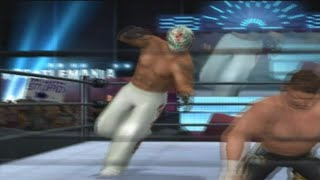 WWE Smackdown VS Raw 2006 Finishers