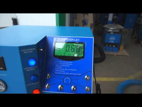 Lincos® HP-2390A/4EN Nitrogen generating and tyre inflating machine
