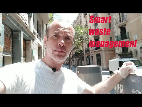 Waste Management. Barcelona experience