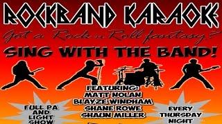Rock Band Karaoke Pink Floyd