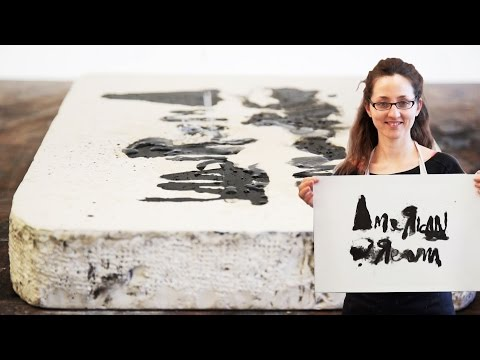 Print Making: Lithography