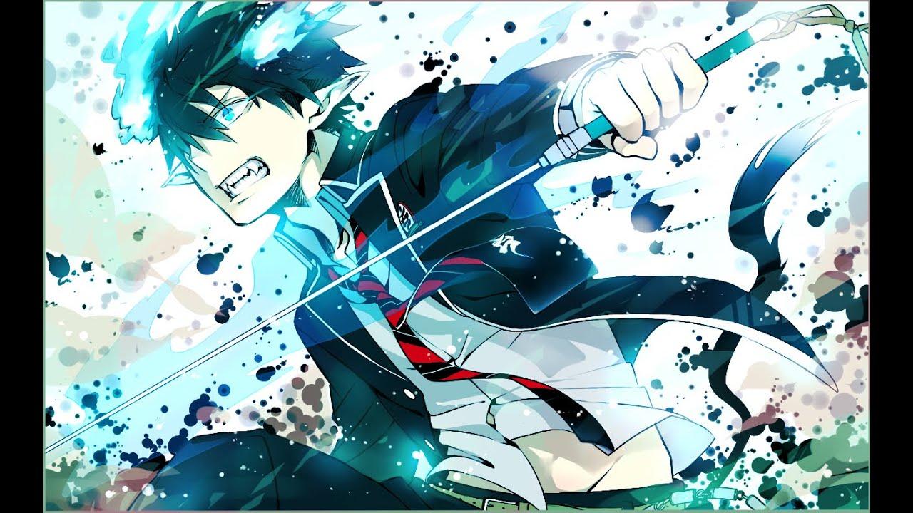 """Аниме-Обзор #4 на """"Синий экзорцист"""" [The Enthralling Views ..."""