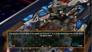 Space Shuttle Rules - Williams Pinball Classics