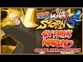 [PC] NARUTO SHIPPUDEN: Ultimate Ninja STORM 4 | Rikudou Naruto Moveset (Awakening & Ultimate Jutsu)