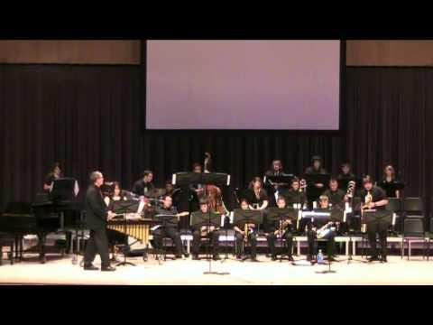 CAJ Jazz Champ 2012 Exeter Union High School Jazz Band Video 3