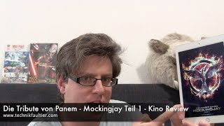 Die Tribute von Panem - Mockingjay Teil 1 - Kino Review