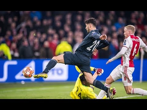 Ajax 1 2 Real Madrid Substitute Marco Asensio hits winner for holders Mp3