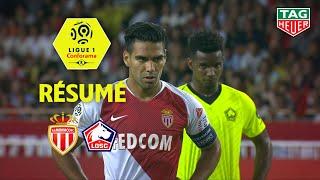 AS Monaco - LOSC ( 0-0 ) - Résumé - (ASM - LOSC) / 2018-19