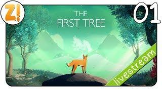 The first tree: eine fuchs mama auf der suche! #01 | let's play [deutsch]