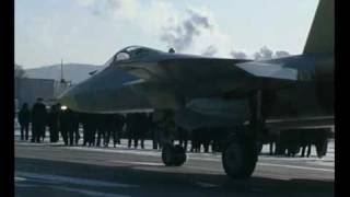 pak fa t 50 first flight full video