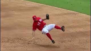 Great Plays on Bad Hops
