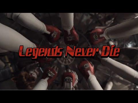 Endgame   Legends Never Die