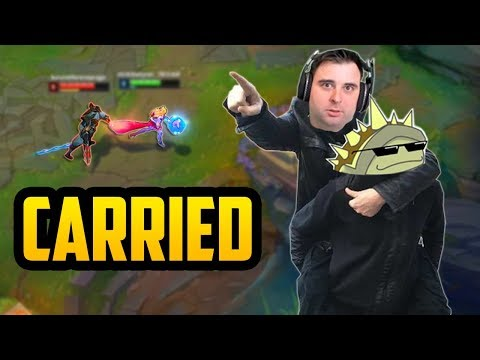 LoL - Road To Gold EP:2  Definition Of Carried