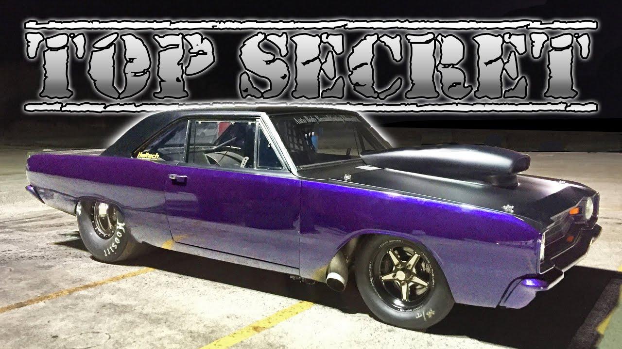 Dodge Dart Turbo >> Street Outlaws DOMINATOR - SECRET Dodge Dart Build! - YouTube