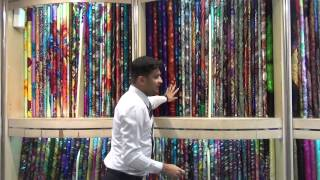 Магазин тканей в Дубае - шикарные ткани для шикарных платьев!!!