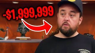 Pawn Stars Chumlee GETS SCAMMED FOR $1,999,999!