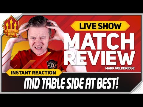 GOLDBRIDGE! Southampton 1-1 Manchester United Match Reaction