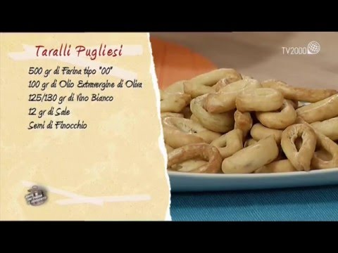 Taralli pugliesi - CucinaConMe | Doovi