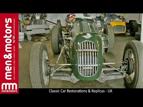 Classic Car Restorations & Replicas - UK
