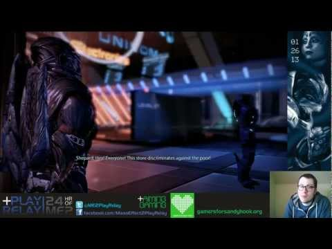 Mass Effect 2: Play Relay Part 5 (The Citadel and Thane)