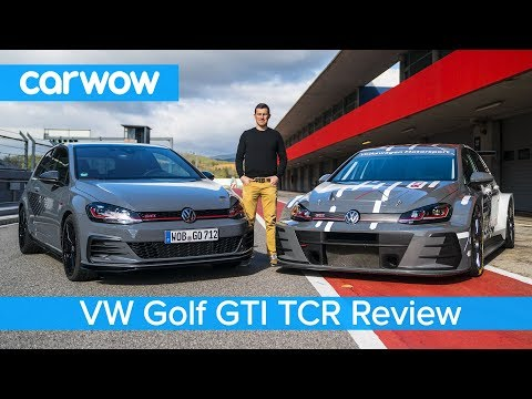 VW Golf GTI TCR 2019 review – is it the best performance Volkswagen? EVER!