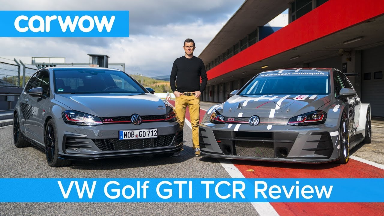 Vw Golf Gti Tcr 2019 Review Is It The Best Performance Volkswagen Ever