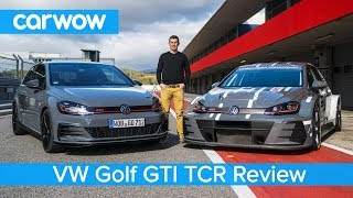VW Golf GTI TCR 2019 review - is it the best performance Volkswagen? EVER!