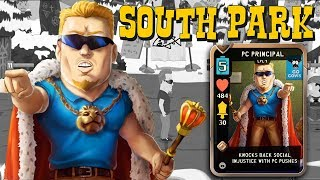 SOUTH PARK Phone Destroyer Gameplay Part 22 - NEW CARD PC PRINCIPLE (iOS Android)