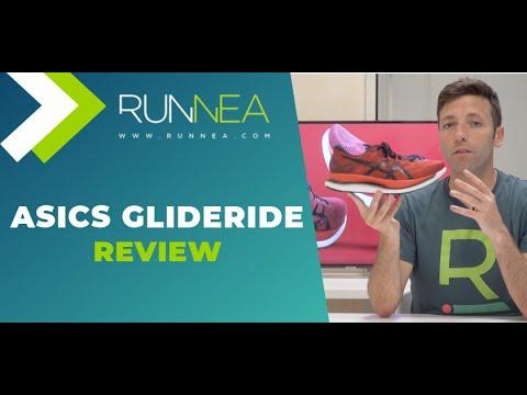 ASICS GLIDERIDE: Review y precios