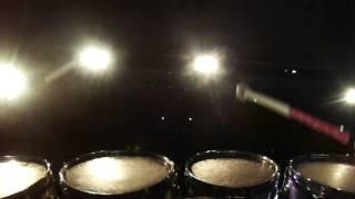 Genoa Comet Drum Line 2014 Part 2