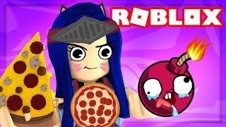 RUN FOR YOUR LIFE! BWAHAHAHAHA!! Roblox LIVE!