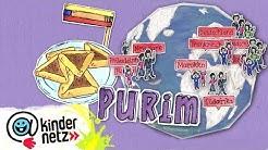 Purim - Ein jüdisches Freudenfest | Schmecksplosion | SWR Kindernetz