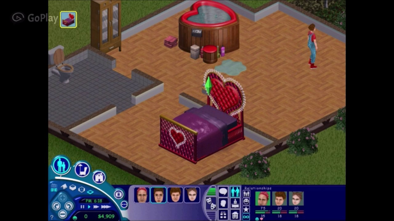 How to get sims to form a hookup relationship