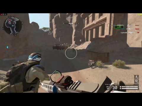Warface EU testing tournament server